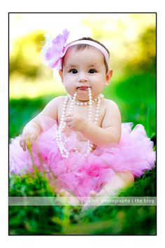 Tutus and Pearls
