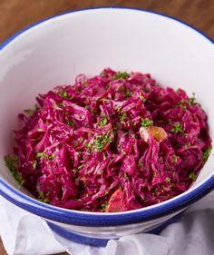 Krémes sült cékla   Street Kitchen Cabbage, Chips, Vegetables, Kitchen, Food, Cilantro, Cooking, Potato Chip, Essen