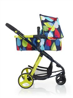 pitter patter Cosatto Giggle 2 Travel System.... I really want this travel system in this design if and when I have children
