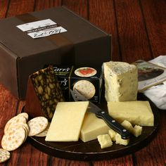 This collection includes: Kerrygold Dubliner: Dubliner was first described to us as a mixture between Cheddar and Parmigiano Reggiano. This description is quite accurate. Dubliner tastes of a mature C