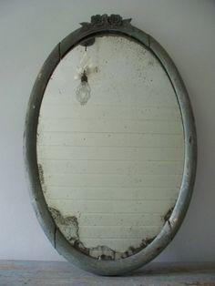 Bildergebnis für old foxed mirror
