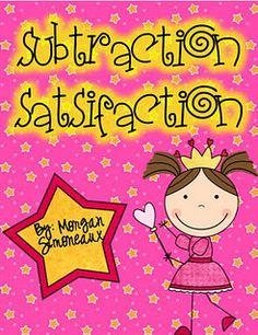 subtraction!