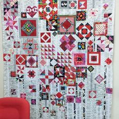 SnapWidget | My friend Rita's beautiful Gypsy Wife quilt top! We can't stop oohing and aahing over it!! #gypsywifequilt