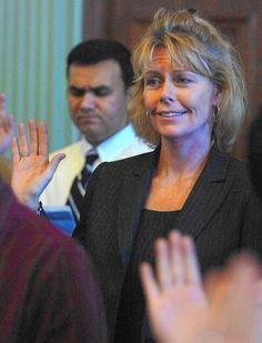 """Fired Northampton County lawyer wants new trial  Although a federal jury awarded Jill Mancini $94,000 last month, the former Northampton County assistant solicitor has asked a judge for a new trial on claims that county officials violated her First Amendment rights by firing her as part of a """"political cleansing.""""  http://www.mcall.com/news/local/mc-northampton-mancini-new-trial-request-20150217-story.html"""