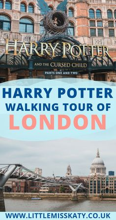 The Harry Potter walking tour of London. Visit landmarks and explore the secret corners of London that JK Rowling used to dream up the world of Harry Potter! Europe Travel Tips, European Travel, Travel Guides, Travel Destinations, European Tour, London Tours, London Travel, Travel With Kids, Family Travel