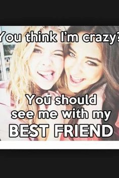 this is in honor of my bff, Angelina. love you you will always be my bff :) Besties Quotes, Cute Best Friend Quotes, Best Friends For Life, Best Friend Goals, Best Friends Forever, Bffs, Cute Quotes, My Best Friend, Funny Quotes