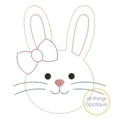 Bunny Templates, Quiet Book Templates, Bunny Crafts, Easter Crafts For Kids, Felt Patterns, Craft Patterns, Easter Hat Parade, Sewing Crafts, Sewing Projects