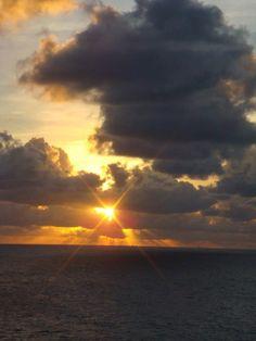 far away from shore (Thai Gulf)