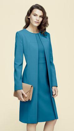 Hobbs SS14 Etoile Coat  dress