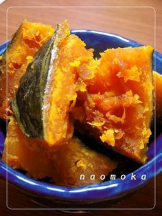 Let's cook Our Family's Simmered Kabocha Squash by yourself! Home Recipes, Asian Recipes, Dinner Recipes, Cooking Recipes, Ethnic Recipes, Japenese Food, Cafe Food, Camping Meals, Recipe Notes