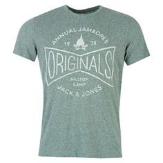Jack and Jones Willie T Shirt Latest Clothes For Men, Kids Branding, College Outfits, Jack Jones, Fashion Brand, Menswear, Fashion Outfits, Androgynous, Core