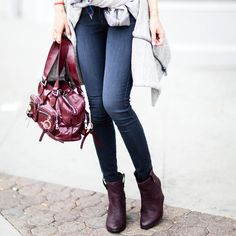 Berry Collection: Must love burgundy.