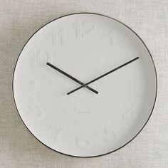 West Elm Mr. White Clock