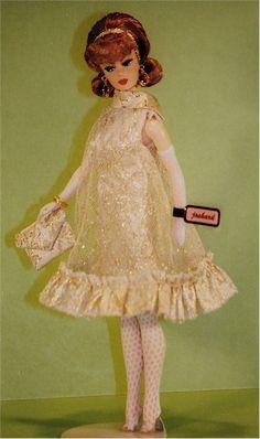 Joshard OOAK make over reproduction Barbie doll bump flip mod look AFKA Joshard Jeff Bouchard