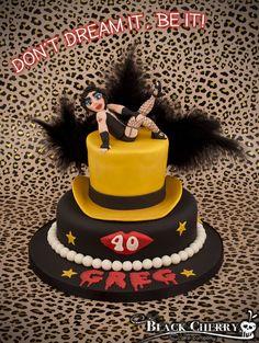 Cute Rocky Horror cake