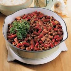Kidney Beans and Rice II Recipe