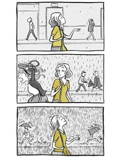 INFP and rain! This one actually made me tear up... this would've been me at my wedding had the sun not come out...