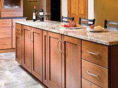 Kitchen cabinets I like.