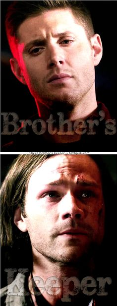 10x23 Brother's Keeper [gifset] - Dean keeps Sam - Dean and Sam Winchester, Supernatural