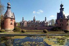 Castillo de Ooidonk, Deinze, Bélgica