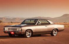 1967 Chevrolet Chevelle Malibu by ~Vertualissimo on deviantART