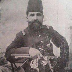 Hürriyet Kahramanı Resneli Niyazi.