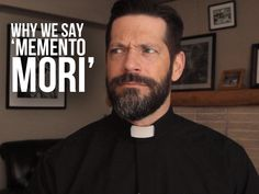 You may have heard the phrase memento mori (remember your death) but did you know there are three meanings woven into those two words? Fr. Mike explains... Catholic Theology, Catholic Mass, Catholic School, Catholic Prayers, Memento Mori Meaning, Father Mike Schmitz, Grace Youtube, Community Nursing, State Of Grace