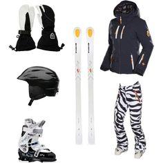 ski like a girl, created by outdoordivas