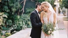 Kelsey + Nicholas' Wedding highlight video by Artisan Production.  Planning & Design by Sterling Social.  Wedding held at the Fig & Olive in Los Angeles.  Getting Ready at Sunset Marquis.