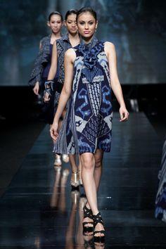 Designer Agnes Budisurya - Jakarta Fashion Week 2012