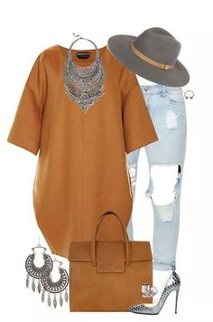 A fashion look from September 2015 by highfashionfiles featuring Rochas, Maison Margiela, Charlotte Russe, DYLANLEX and Christian Louboutin Mode Outfits, Chic Outfits, Fall Outfits, Fashion Outfits, Black Outfits, Fashion Mode, Look Fashion, Womens Fashion, Fashion Fall