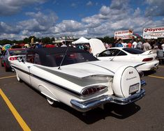 1959 Chevrolet Impala, 2012 Orchard Beach Classic Car and Motorcycle Show, New York City | Flickr - Photo Sharing!