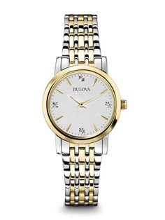 Bulova 98P115 Women's Watch