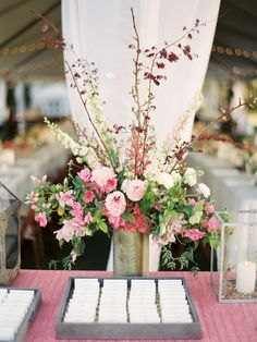 Florals by Myrtie Blue, Lauren Kinsey Photography, Pastel floral weddings