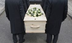 Pallbearers help to carry or escort the casket at the funeral. There are generally 6 to 8 pallbearers at a funeral, and you can choose anyone you'd like to serve as one. What Happened To You, What Happens When You, Funeral Costs, Edema, Strict Parents, Funeral Planning, Event Planning, End Of Life, Back Pain
