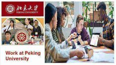 Employment Opportunities at Peking University Peking University is a beautiful workplace that gives enriching professional experience. Find Work, Find A Job, Peking University, Job Offers, Faculty And Staff, Higher Learning, North And South America, Employment Opportunities, Human Resources