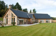 Scotframe Timber Frame Homes Manufacture And Supply Timber Frame Kits From  Factories Located In Scotland