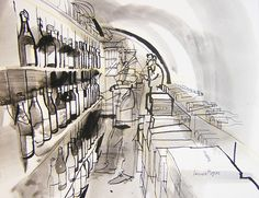 Lucinda Rogers - The Wine Library