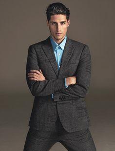 Suit by Bottega Veneta.
