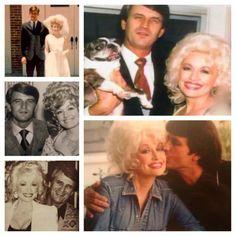 .Dolly Parton & her husband, Carl Dean