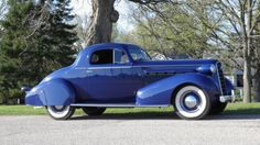1936 LaSalle 38-50 Coupe