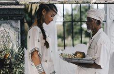 Zahara Davis by Nicoline Patricia Malina