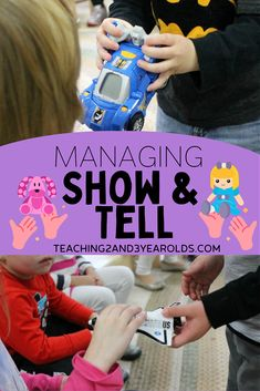 Preschool show and tell is a very important and exciting part of our routine, plus it's a great way to work on communication skills! Here are our favorite tips for teachers. #preschool #showandtell #sharing #classroom #teachers #teaching2and3yearolds Pre School, School Days, Classroom Organization, Classroom Management, Life Skills For Children, Time Planner, Back To School Hacks, 3 Year Olds, Beginning Of The School Year
