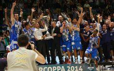 Supercoppa Beko: la Dinamo Sassari conquista il primo trofeo stagionale #sassari #milano #basket #supercoppa
