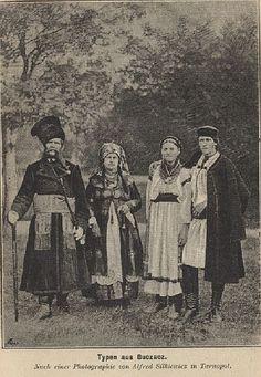 Ukraine: Podolia 1895