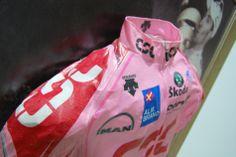 Maillot Ivan Basso, vencedor Giro 2010 | Irrepetibles