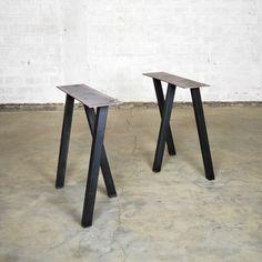 Stahl Untergestell Tisch