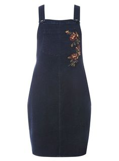 Plus size denim pina
