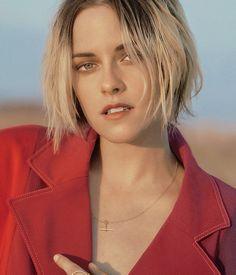 Kristen Stewart Fan, Kirsten Stewart, Pretty People, Beautiful People, Foto Jimin, Instyle Magazine, Grunge Hair, Celebs, Celebrities