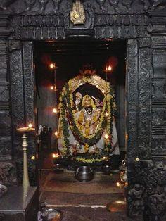File:Anjaneya in Kote Seetharamanjaneya Temple, Shimoga.jpg